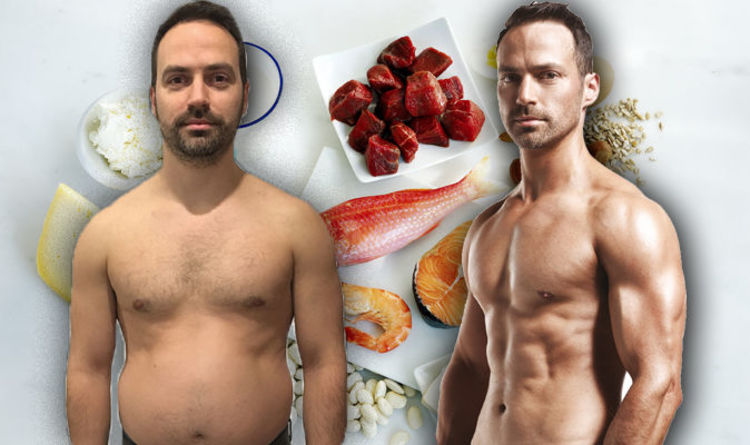 9e347b71e90 Weight loss  Lose over a stone and get a six-pack in weeks with New Body  Plan