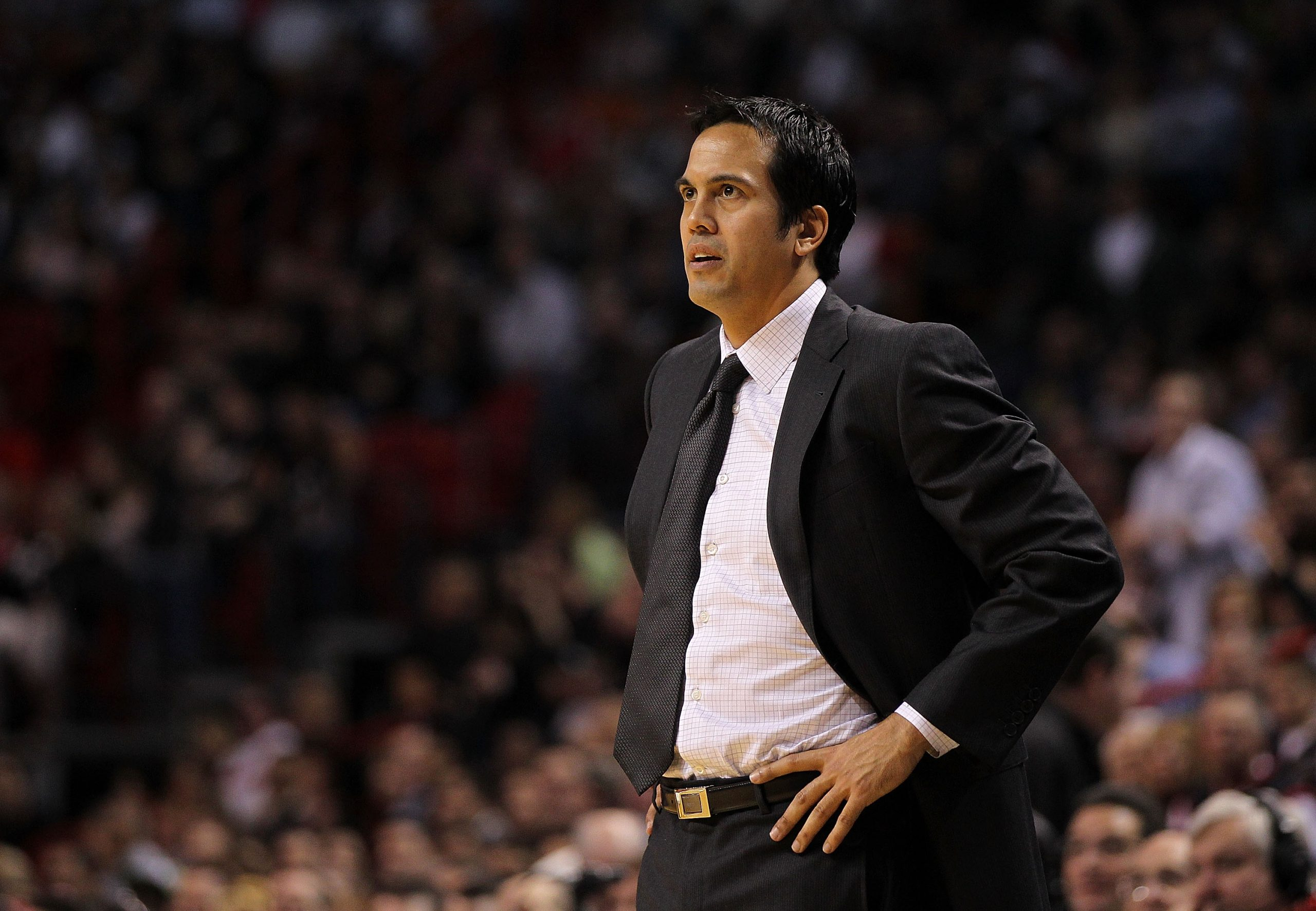 Miami Heat Head Coach Erik Spoelstra Opens Up On Nba Suspension Amid The Coronavirus Crisis Talkbasket Net