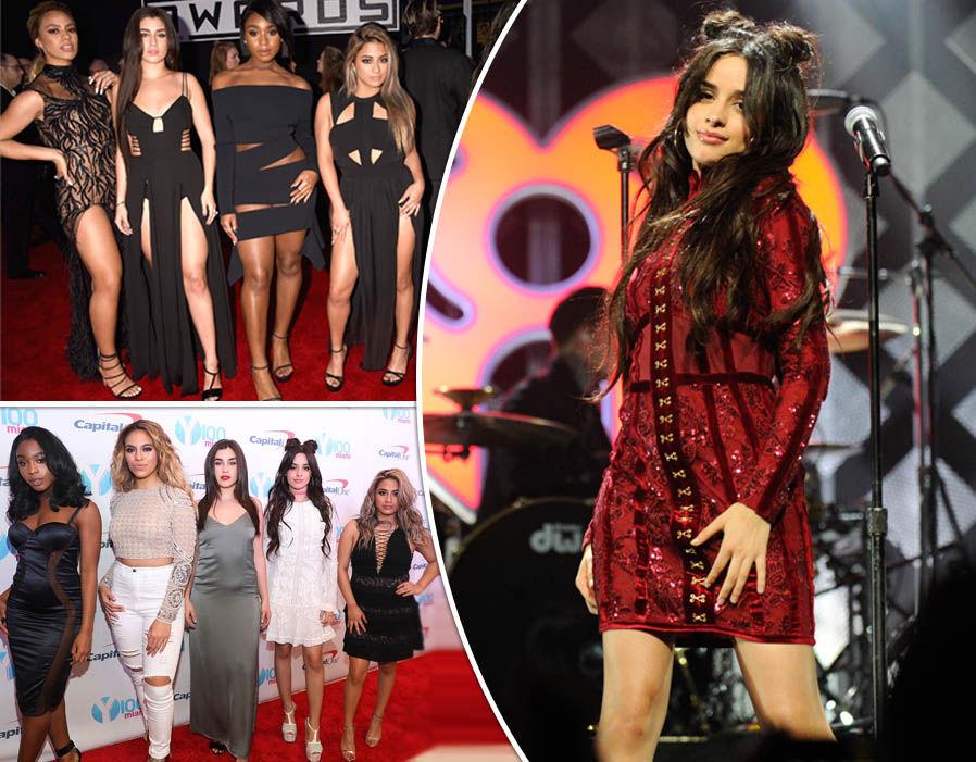 Vmas 2017 Fifth Harmony In Major Dig At Ex Member Camila Cabello