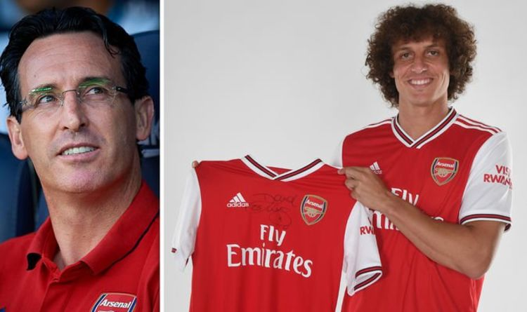 David Luiz reveals why he quit Chelsea for Arsenal - 'The cycle
