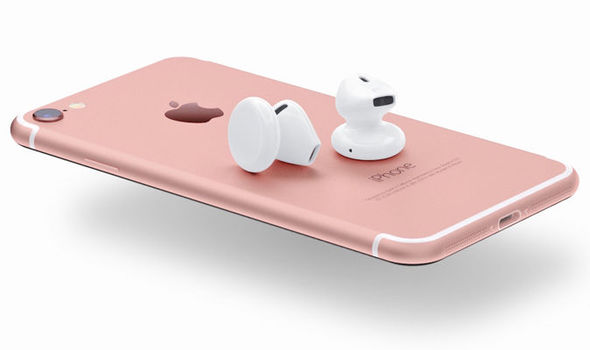 Will Apple Drop The 3 5mm Headphone Port On Iphone 7 This Patent Might Have The Answer Express Co Uk