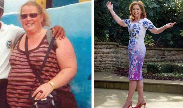 Georgina Before And After Weight Loss