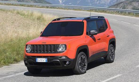 Express Motoring Jeep Renegade Review New