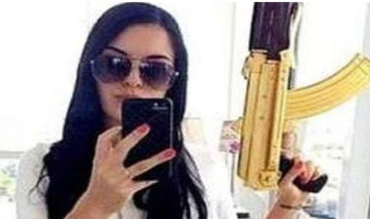 Instagram Star Gunned Down In Brutal Mexican Shootout After Posing With Ak47 World News Express Co Uk