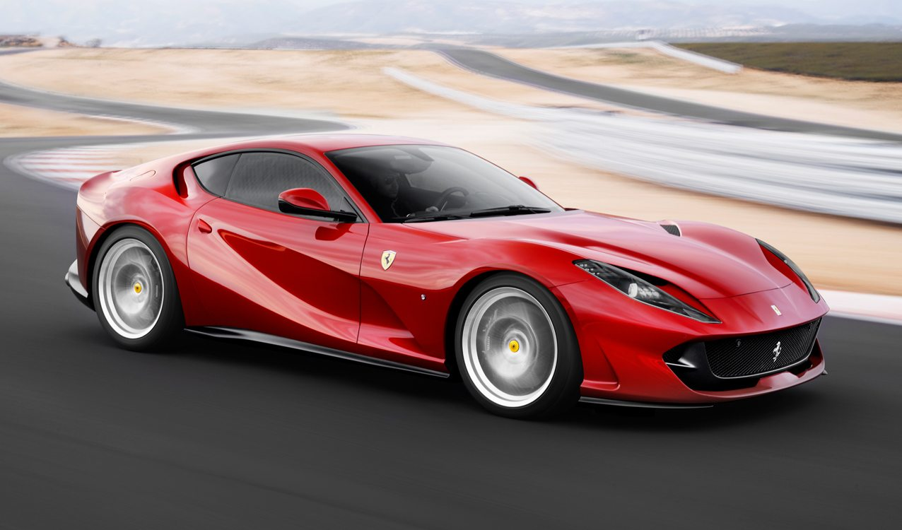 Ferrari 812 Superfast Specs Price Photos Review By Dupont Registry