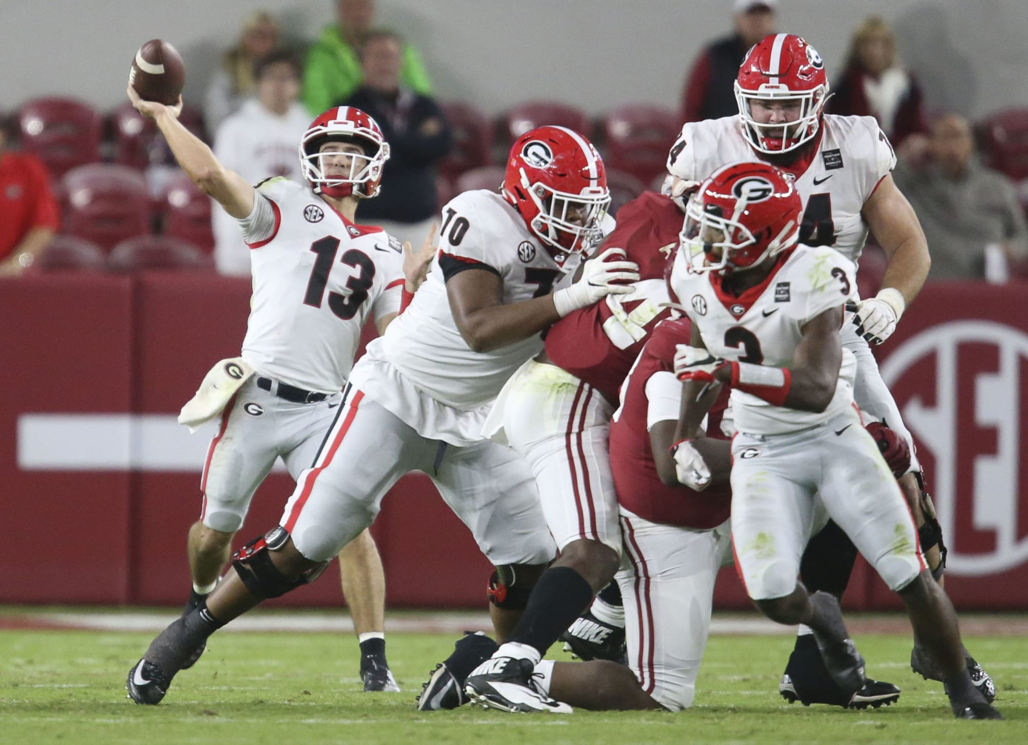 Georgia Football There s A New Hope For A Hero In Athens