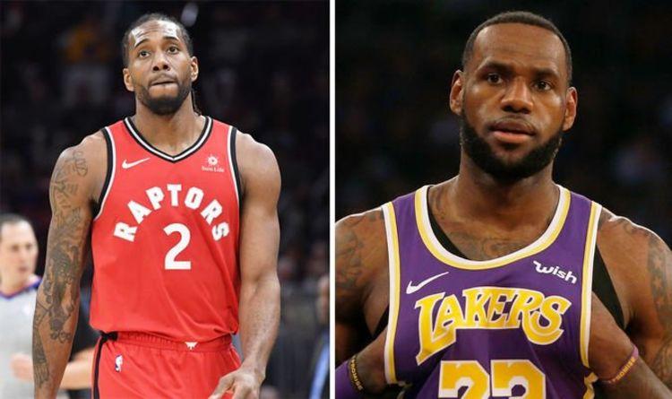 a39bf0f4695 NBA news  LeBron James and Kyrie Irving plan