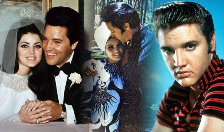 Elvis Presley Priscilla Presley S Frank Revelation About Strange