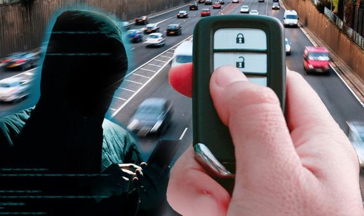 Car theft crisis: Number of keyless entry cars stolen RISE