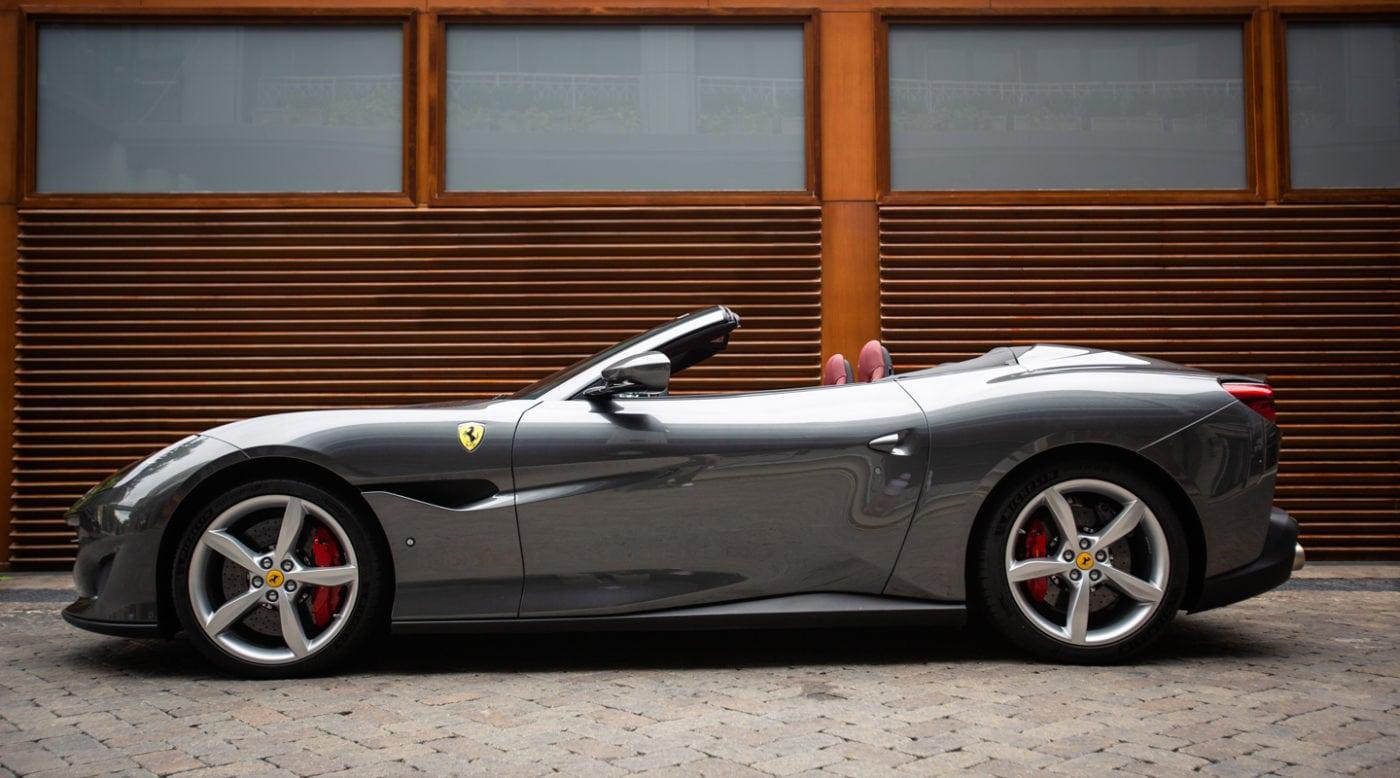 Ferrari Of Atlanta >> Ferrari Of Atlanta Showcases New Portofino