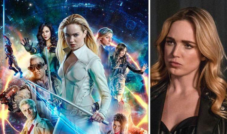 Legends of Tomorrow season 5 air date, cast, trailer, plot