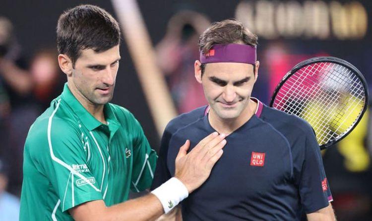 Roger Federer Rafael Nadal And Novak Djokovic Fired Warning From Super Agent Tennis Sport Express Co Uk