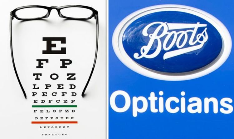 Boots opticians offering free eye tests and glasses - How to get eye