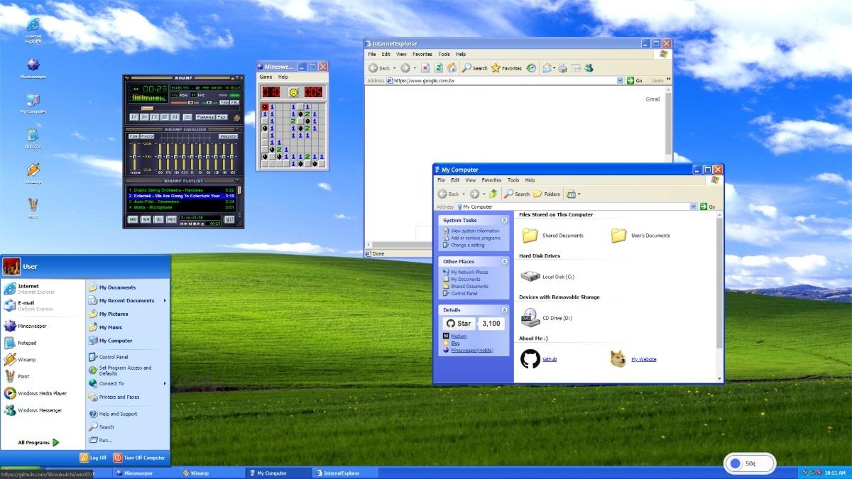 Guy Transforms Windows XP Into A Bitcoin Blockchain Machine