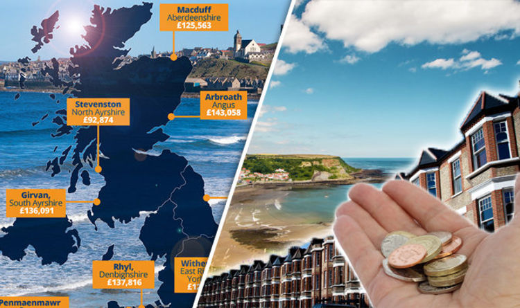 Cool Britains Cheapest Seaside Towns To Buy A House Revealed Home Interior And Landscaping Elinuenasavecom