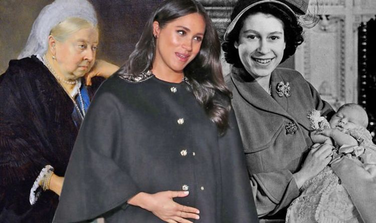 a2d0b4cb5bf8f Meghan Markle baby: Will Meghan breastfeed the royal baby? How did Queen  CHANGE the rules?