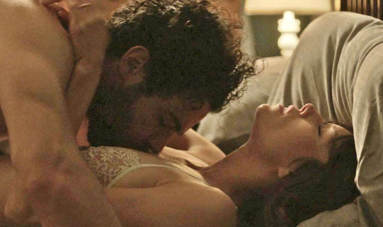 Jessica Biel turns up the heat in very saucy EXPLICIT sex scene for new  series The Sinner