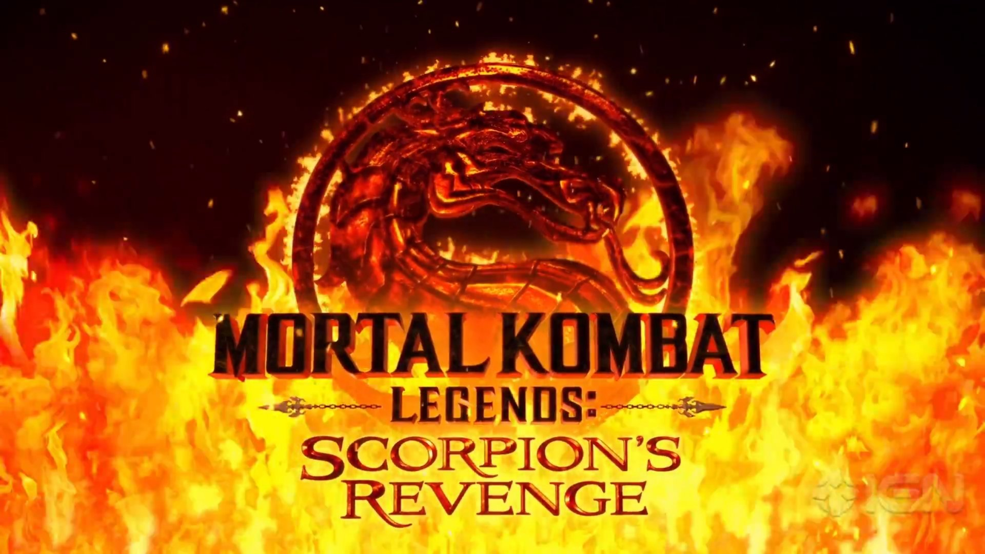 Trailer Releases For Mortal Kombat Legends Scorpion S Revenge