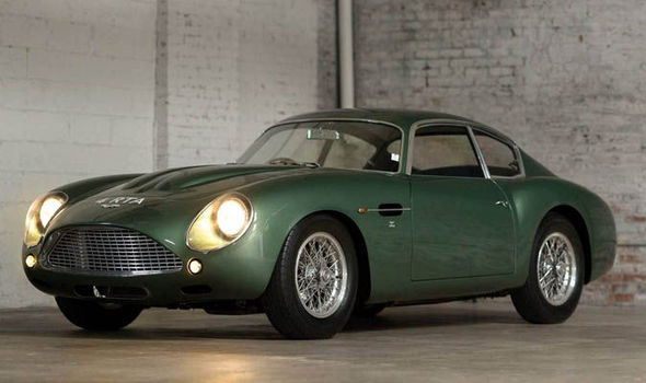 Aston Martin Bought Cheaply Expected Sold For More Than Million - Aston martin cars com