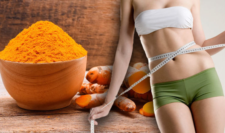 Weight loss: Turmeric can help you shed belly fat lose weight fast |  Express.co.uk