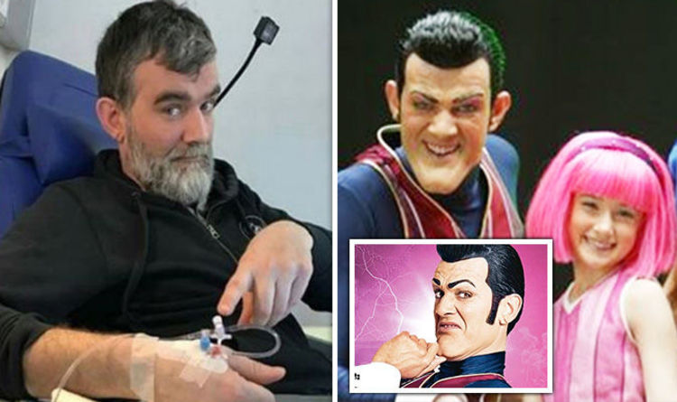 Image result for 'LAZYTOWN' ACTOR DIES AFTER BATTLE WITH CANCER