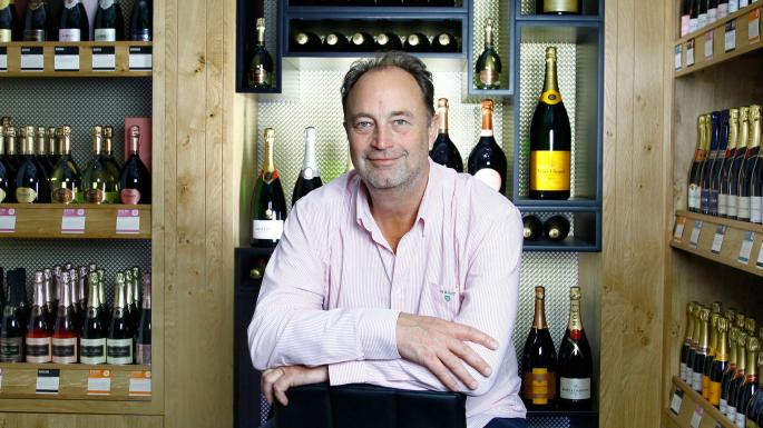 Once Majestic, now Naked: tide goes out for wine boss Rowan Gormley