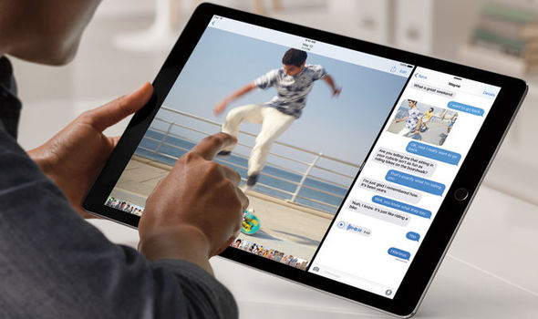 ipad pro apple announces new 12 9inch tablet with keyboard cover