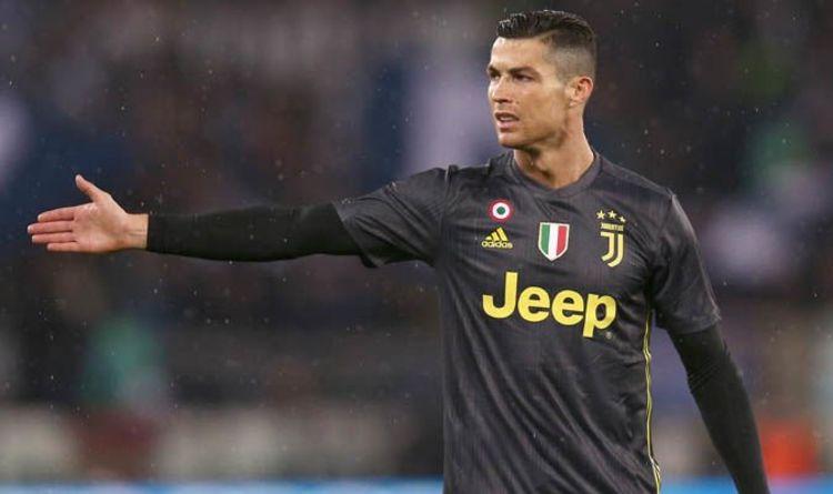 c6cd3950f68 Cristiano Ronaldo  EA Sports make FIFA 19 gesture that could upset Juventus  star