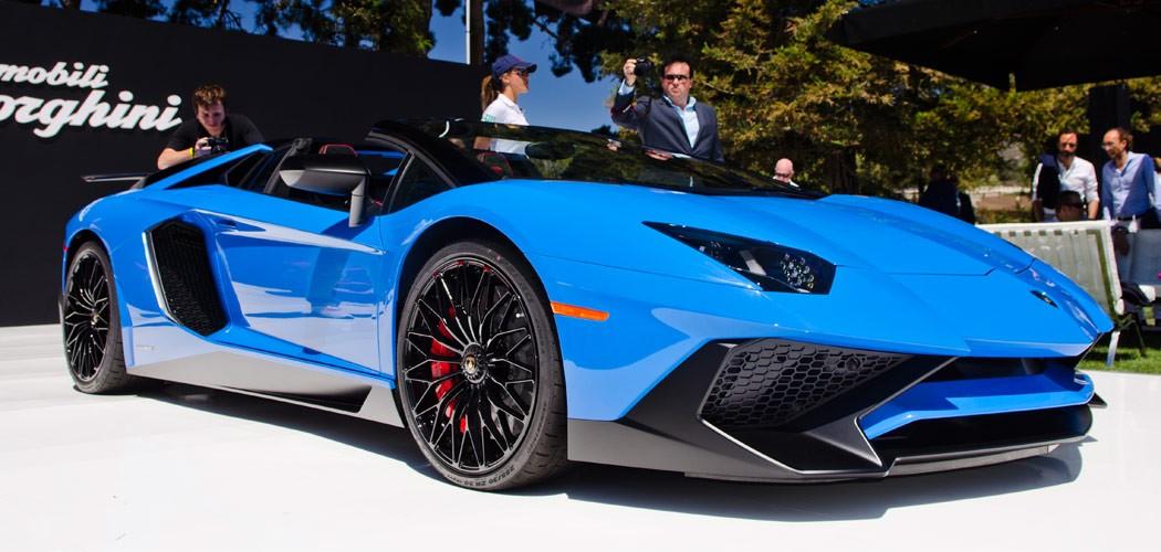 Lamborghini Aventador Sv Roadster Specs Price And Pics