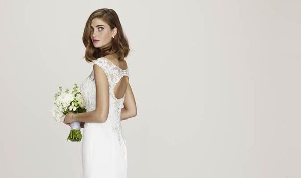 Beautiful Wedding Dresses Are Available On The High Street