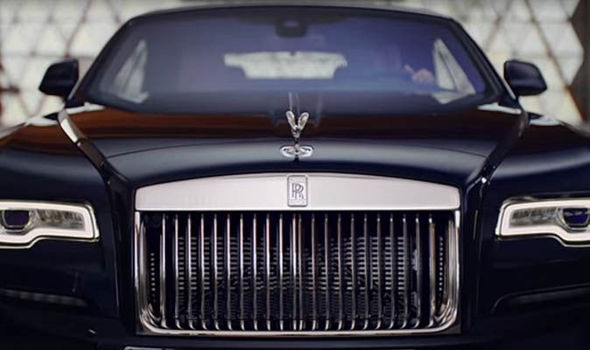 Rolls Royce Ig S