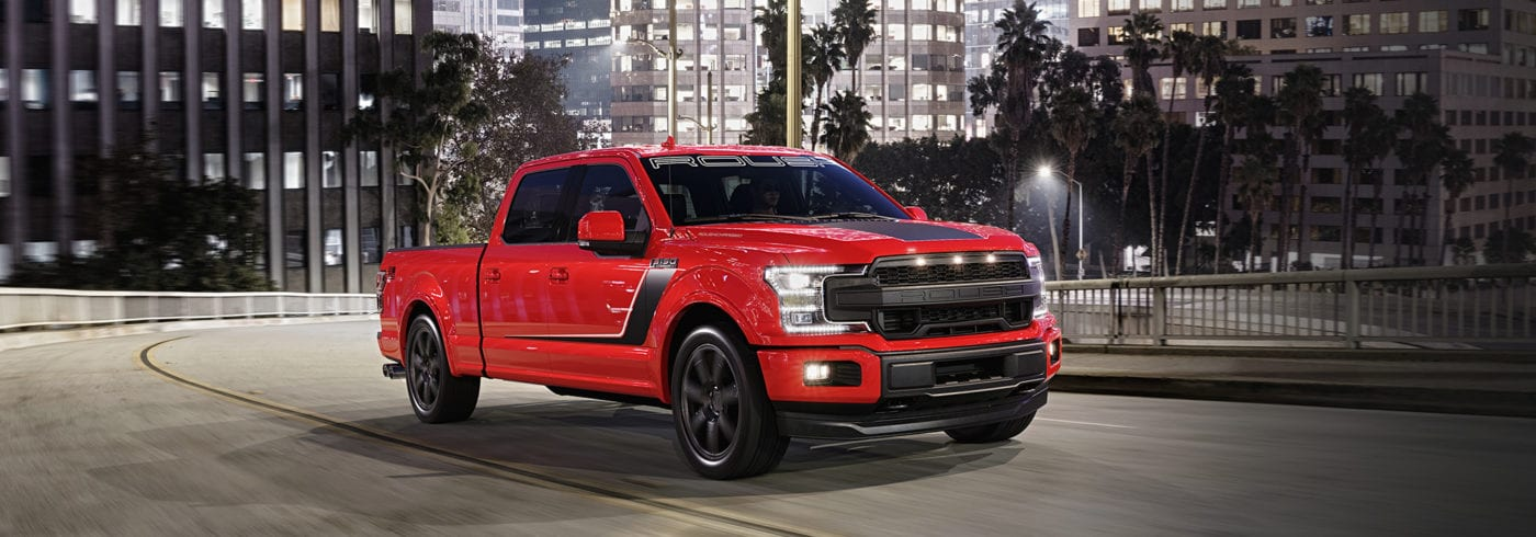 2018 Roush Ford F 150 Price Specs Review