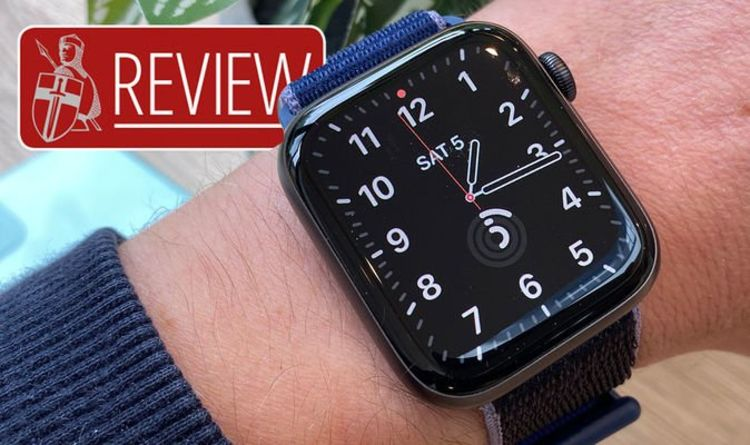 Apple Watch Series 5 review | Tom's Guide