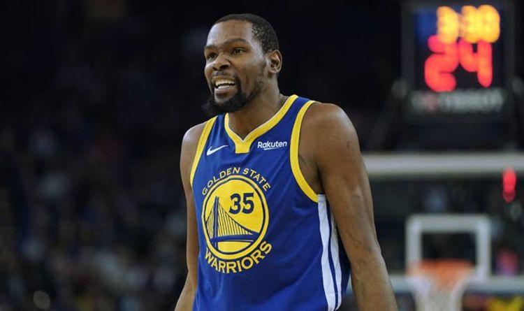 62fc44baa28c Kevin Durant  Oklahoma City Thunder claim made amid Lakers