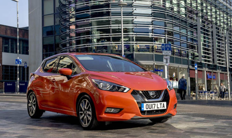 New Nissan Micra 2017 - review, price, specs, interior and pictures ...