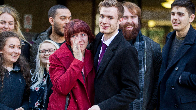Judge slams Met Police after Liam Allan cleared in rape trial | News