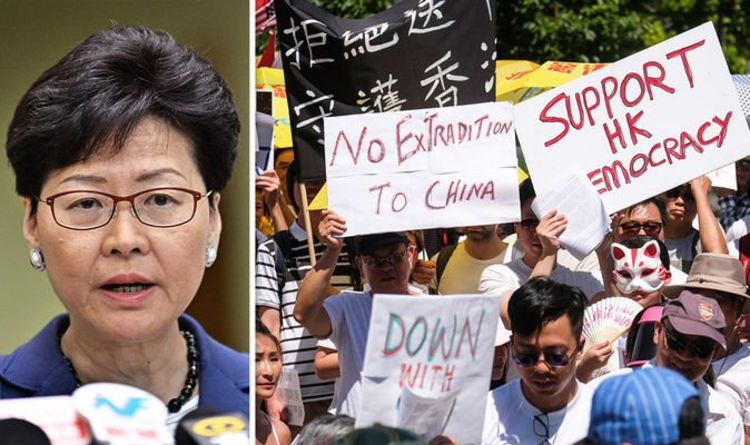 Hong Kong protests: Extradition meaning what is happening in Hong