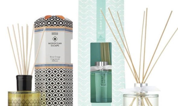 Collection Of Diffusers