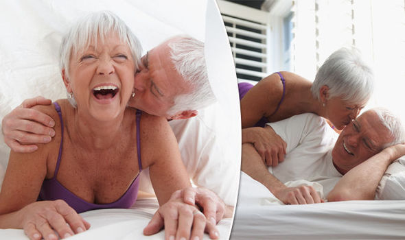 Sex positions for people over 50