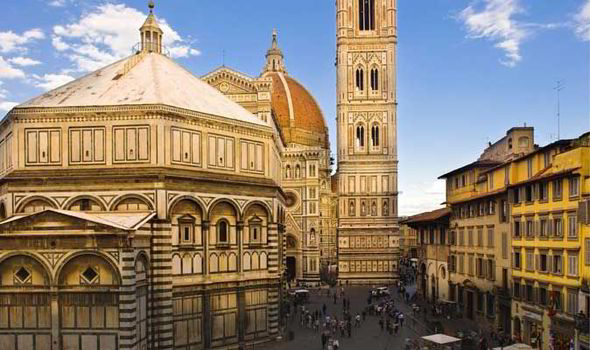 Take A Trip To The Duomo In Florence