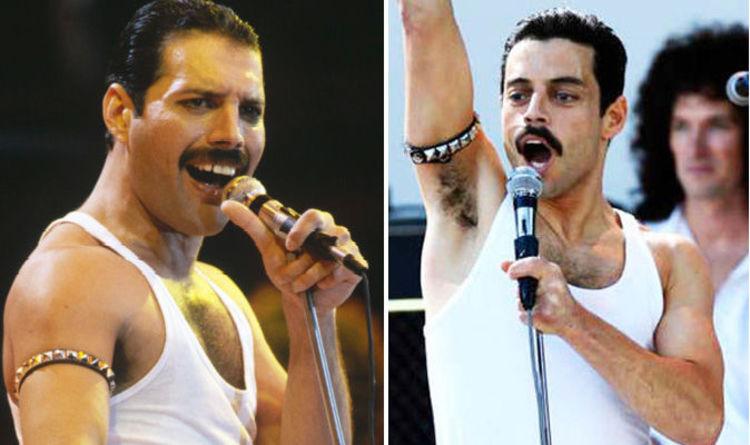 Bohemian Rhapsody Film You Wont Believe What Rami Malek Did With