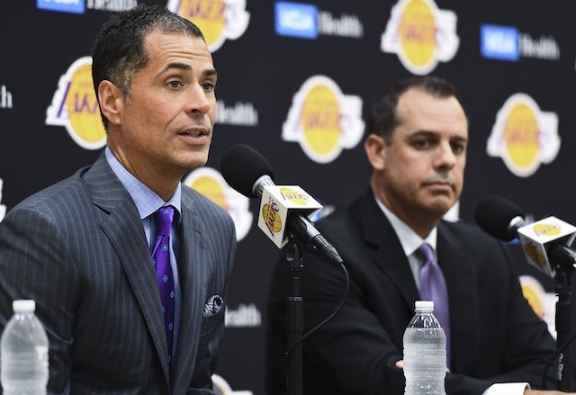 Nba Free Agency Rumors Lakers Discussing Potential Role Players