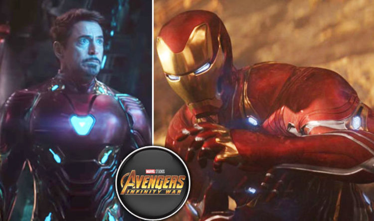 Avengers Infinity War Surely This Confirms Major Iron Man Spoiler