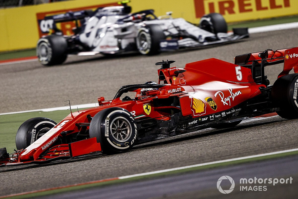 F1 Ferrari Wary Of Top Three Rival Teams Free Tokens