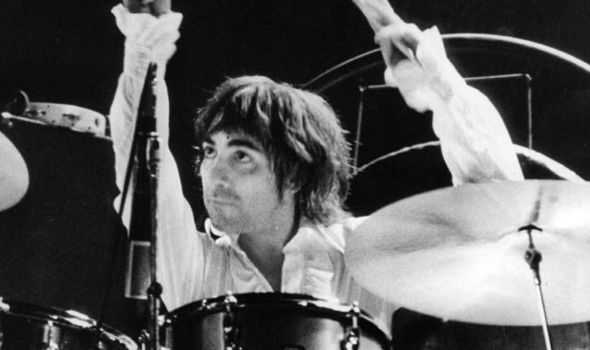 The Who Keith Moon S Drum Kit Ludwig Super Classic Auction At