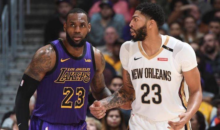 2320dbbeb79b LeBron James  Lakers star causing URGENCY on Anthony Davis ...