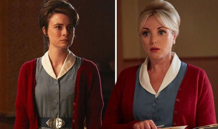 Call The Midwife Season 5 Christmas Special.Call The Midwife Spoilers Shelagh Turner Star Reveals One