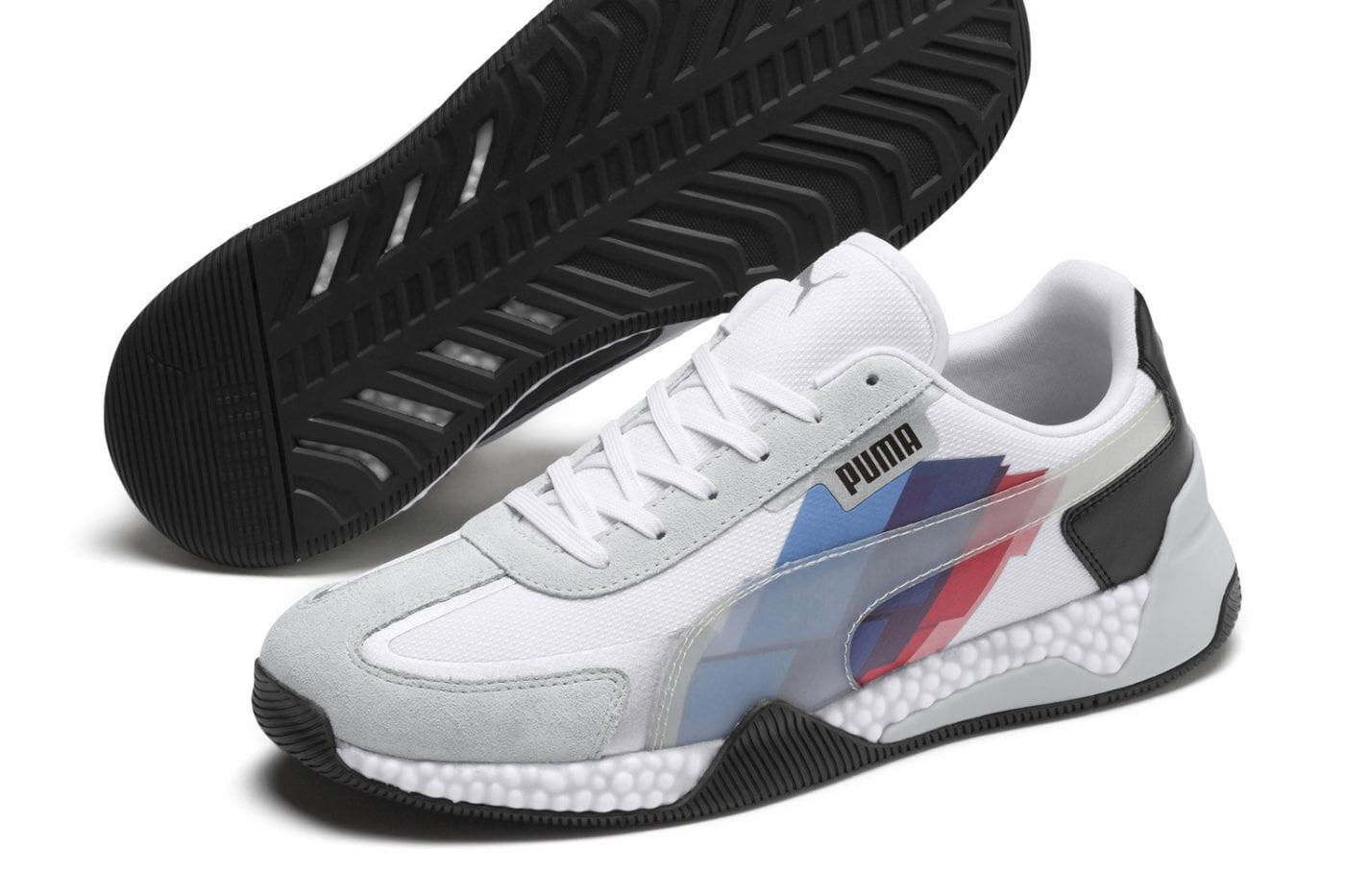 New Puma Motorsport Shoes: Scuderia Ferrari, BMW M and Red