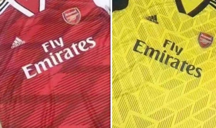 7adbedf7 Arsenal Adidas kit leaked: Is this the 2019/20 kit Gunners fans are loving?