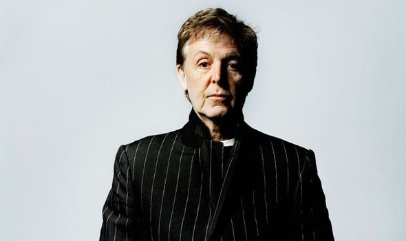 Sir Paul McCartney Would Love To Go Back In Time See His Mum